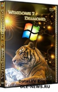Windows 7 Diamond Gold Ultimate Full Rus/Ukr/Eng x86 (2009) Скачать торрент