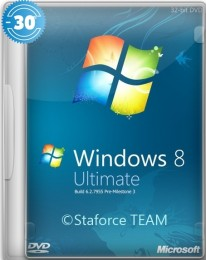 Windows 8 Build 7955 M3 x86 �StaforceTEAM 6.2