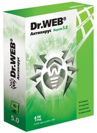 Dr.Web 5.00.1.12290 (2009) PC