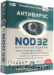 ESET NOD32 Antivirus + Smart Security Business Edition v.3.0.684 DreamEdition (2010) PC