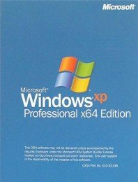 Windows XP Professional x64 Edition SP2 [ENG+RUS]