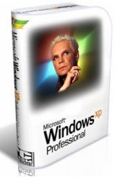 Windows XP Professional SP3 Blue Moon (AHCI - RAID)(x86) [14.03.2011, RUS]