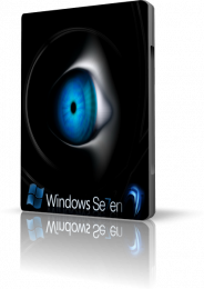 Windows 7 Dark Blue Ultimate SP1 ( х86 ) [2011,RUS]