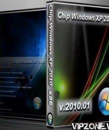 windows xp chip 2010 скачать торрент
