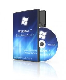 Windows 7 Ultimate (x86) BlackShine 2010.7 Скачать торрент