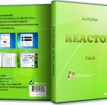 Windows 7 Ultimate SP1 x64 REACTOR v4.0 Скачать торрент