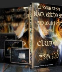 Windows XP SP3 SPA 2010 BLACK EDITION 10.4 (RUS) Скачать торрент