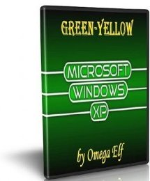 Windows XP Service Pack 3 (2009 Green-Yellow Final eXPanded Multiface)