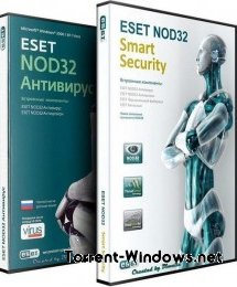 ESET Smart Security & ESET NOD32 Antivirus v.4.2.40.10 Final (2010) PC