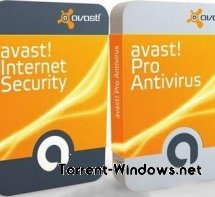 Avast! Pro Antivirus / Avast! Internet Security 5.1.889 Final [x86/x64] (2010) PC
