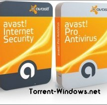 Avast! Pro Antivirus + Avast! Internet Security 6.0.1125 Final (2011) PC