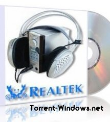Realtek HD Audio Driver+ AC'97 + HDMI Audio Device 2.55 2.60 [2011г.]