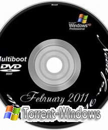 Windows XP SP3 Need for Windows Suite DVD [02.2011/RUS/x86]