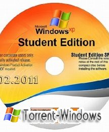 Windows XP SP3 x86 Corporate Student Edition February 2011 (Eng + Rus)