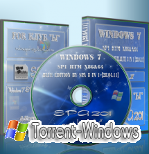Windows 7 X86&64 8in1SP1 RTM BLUE EDITION © WinSPA Full&Lite[28.04.11]