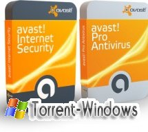 Avast! Internet Security / avast! Pro Antivirus 6.0.1203 Final [x86+x64] (2011) РС