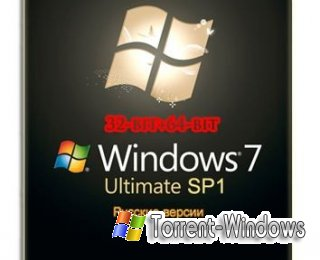 Windows 7 Ultimate SP1 IDimm Edition v.11.11 x86/x64