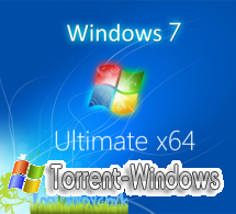 WINDOWS 7 ULTIMATE SP1 �64 -by Loginvovchyk - ���� 2011 � �����������