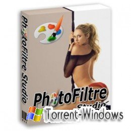 PhotoFiltre Studio X 10.2.1 (2010)