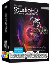 Pinnacle Studio 15 [15.0.0.7593] HD Ultimate Collection (2011)