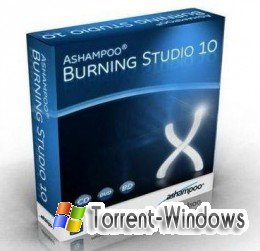Ashampoo Burning Studio 10.0.1 XCV edition (2010)