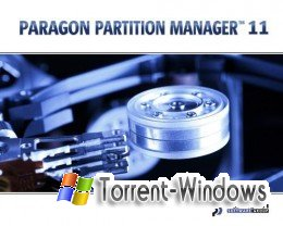 Paragon Partition Manager 11.9887 Professional (2010)