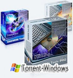 DAEMON Tools Pro Advanced 4.36.0309.0160 + New Full Loader 0.4 (04.05.10) (2010)