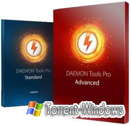 DAEMON Tools Pro Advanced 4.41.0314.0232 (2011) РС | RePack by elchupakabra