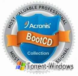 Acronis BootCD Collection 2011 v1.3.1 Lite (2011)