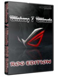 Windows 7 ROG Edition Professional & Ultimate MultiLoad x86 [2010, RU]