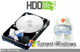 HDDlife Professional 3.1.172 (2011) РС(2011)