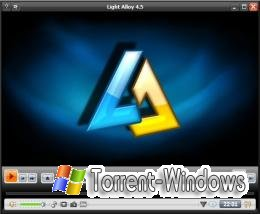 Light Alloy 4.5.1 [build 553] (2010)