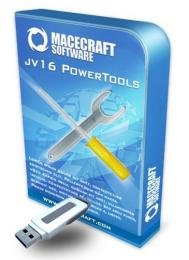 jv16 PowerTools 2.0.0.1009 Final + Portable (2011) рс
