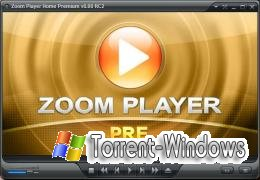 Zoom Player Home Premium v8.00 RC2 (2011)