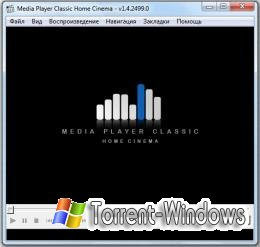Media Player Classic Home Cinema 1.4.2499 [ML] (x86 - x64) (2010)