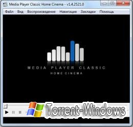 Media Player Classic Home Cinema 1.4.2521 [ML] (x86 - x64) (2010)