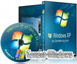 Windows XP Professional SP3 AS Edition 04.2011 (Rus)