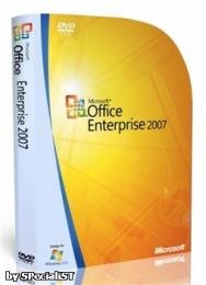 Microsoft Office Enterprise 2007 SP2 + Updates | RePack by SPecialiST [EXE/ISO/ISZ] [12.0.6554.5001, 06.05.2011, RUS]