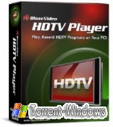 BlazeVideo HDTV Player Pro 6.6 + crack