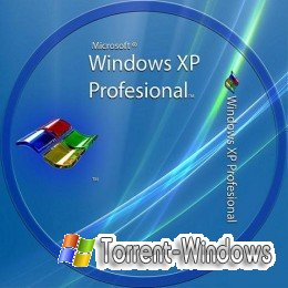 Windows XP Crystal CD 2011