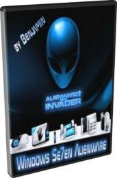 Windows 7 Alienware x64x86 by Benjamin [2010ENG + RUS MUI]