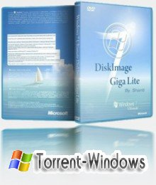 Windows 7 Ultimate DiskImage Giga Lite x64 (2011/PC/Русский)