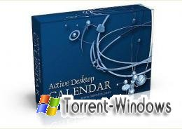 Active Desktop Calendar 7.95 Build 110509 (2011)