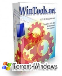 WinTools.net Professional 11.7.1 + Portable (2011)