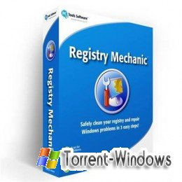 Registry Mechanic 9.0.0.120 (2009)