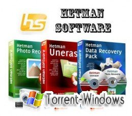 Hetman Data Recovery Pack + Русификатор