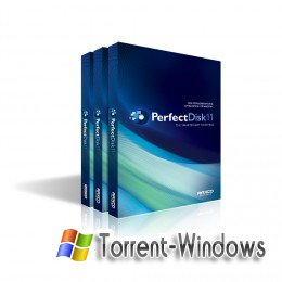 Raxco PerfectDisk PRO/Server & RePack 11.0 Build 185 Eng/Rus