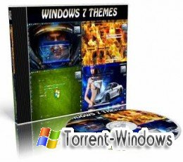 Windows 7 Themes Monster Pack