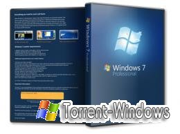 WINDOWS 7 PROFESSIONAL SP1 x86 REACTOR