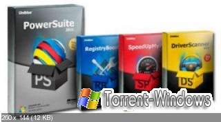 Uniblue PowerSuite®2011 3.0.3.11 Final x86+x64